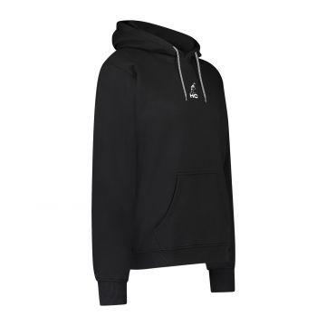 Australian Hard Court hooded sweater Hardchaelogy Tribe Culture printed skull   zwart