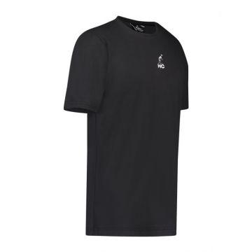 Australian HC T-shirt Skull | zwart