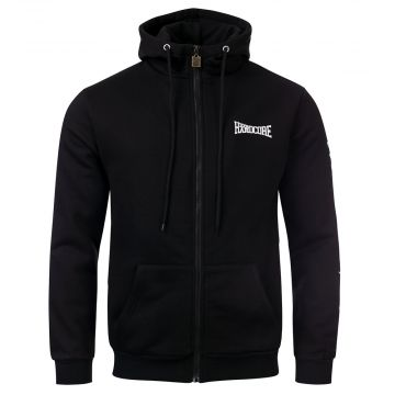 100% Hardcore zip hoodie WEAR IT WITH PRIDE