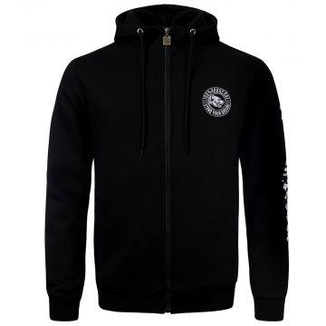 100% Hardcore zip hoodie STAND YOUR GROUND