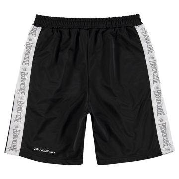 100% Hardcore Kurze Hosen Branded | schwarz