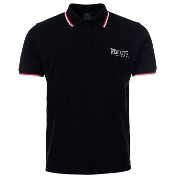100% Hardcore polo THE BRAND   zwart