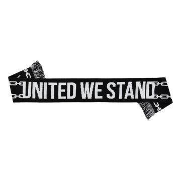 100% Hardcore sjaal UNITED WE STAND