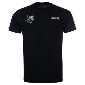 100% Hardcore T-shirt BRANDED | zwart