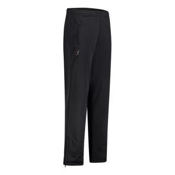 Australian broek uni met 2 ritsen   zwart