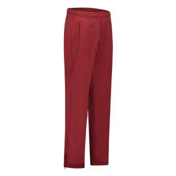 Australian broek uni met 2 ritsen | bordeaux rood