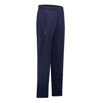 Australian broek uni met 2 ritsen   cosmo blauw