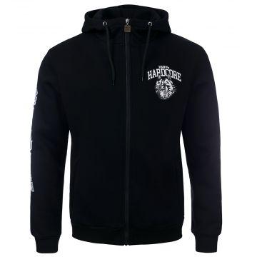 100% Hardcore zip hoodie STAND UP