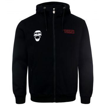Terror vest the noisemakers | zwart