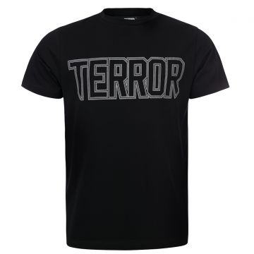 Terror T-shirt Essential | zwart