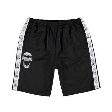 Terror Shorts mit Streifen classic | schwarz