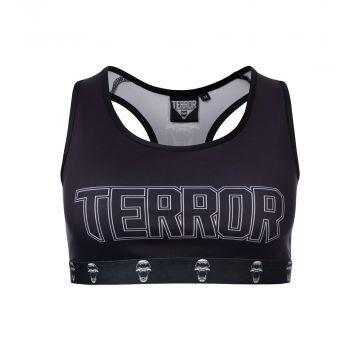 Terror Sportoberteil the brand | schwarz