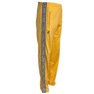 Australian broek met zilver bies | sunflower yellow