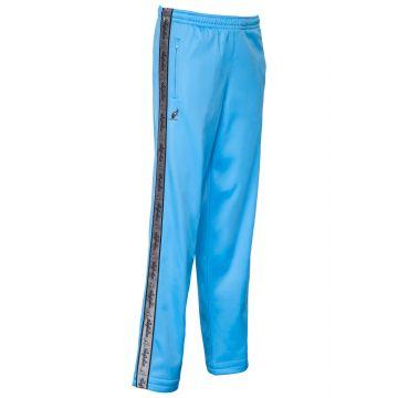 Australian broek grijze bies | smurf blauw