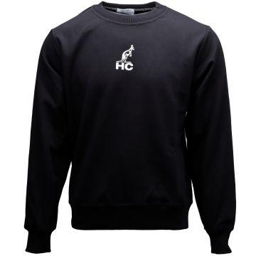Australian sweater basic Hard Court logo | zwart