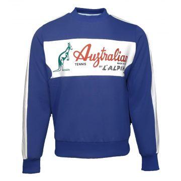 Australian sweater | royal blue