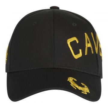 Cavello pet crossover borduring logo goud | zwart