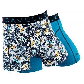 Cavello boxershorts 2-pack | print cb20019