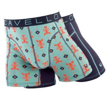 Cavello boxershorts 2-pack | print 20013