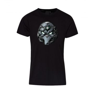 DJ The Enforcer T-shirt logo