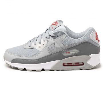 Nike Air Max 90 | Light Smoke Grey―Reflective Silver―Smoke Grey