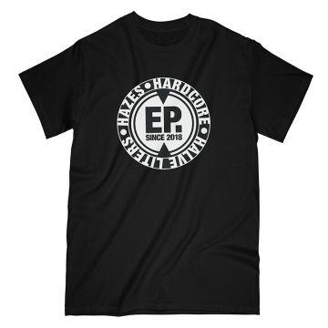 Elitepauper t-shirt | Hazes, hardcore & halve liters X zwart