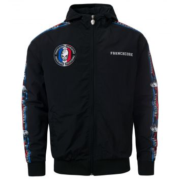 Frenchcore luxe windbreaker THE BRAND