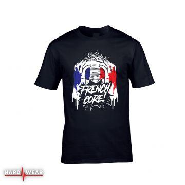 Hard-Wear Frenchcore t-shirt | blindfolded