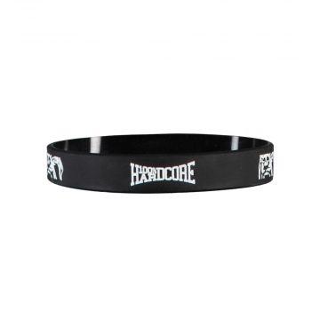 100% Hardcore Armband | 100% Hardcore ☓ Schwarz-Weiß