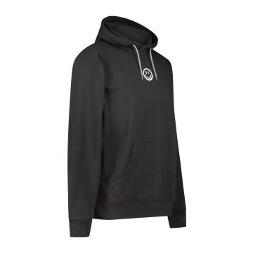 Australian Hard Court hooded sweater eye artwork op rug | zwart
