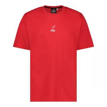 Australian HC T-shirt Skull | rood