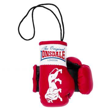Lonsdale Mini Bokshandschoenen | rood