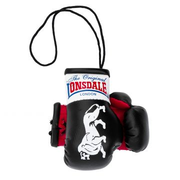 Lonsdale Mini Bokshandschoenen | zwart