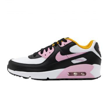 Nike Air Max 90 LTR (GS) | Zwart roze