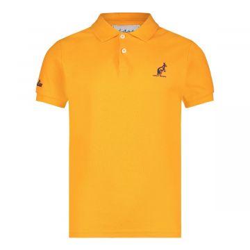 Australian kids polo logo   oranje