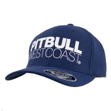 Pit Bull snapback seascape   navy