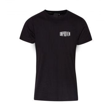 Unproven T-shirt logo design II   zwart