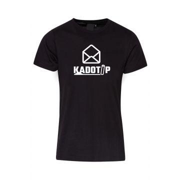 Hard-Wear T-shirt Kadotip ⌂ | zwart