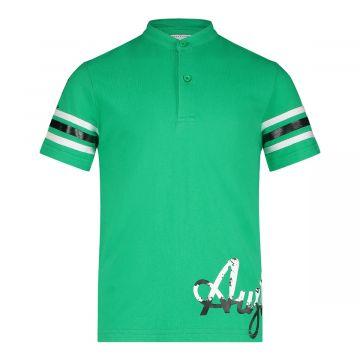 Australian kids polo heup logo | groen