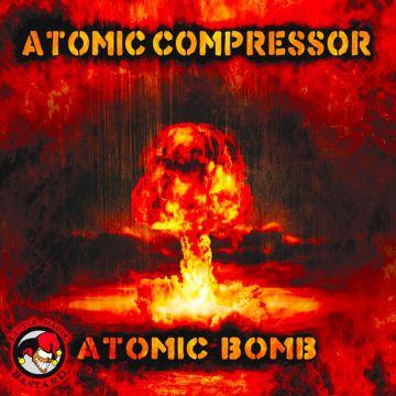 Vinyl Atomic compressor - atomic bomb