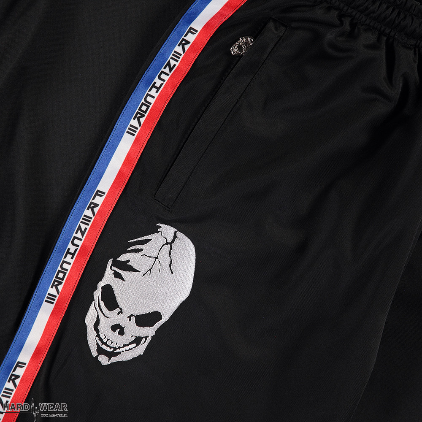 Frenchcore trainingbroek | classic logo ☓ zwart