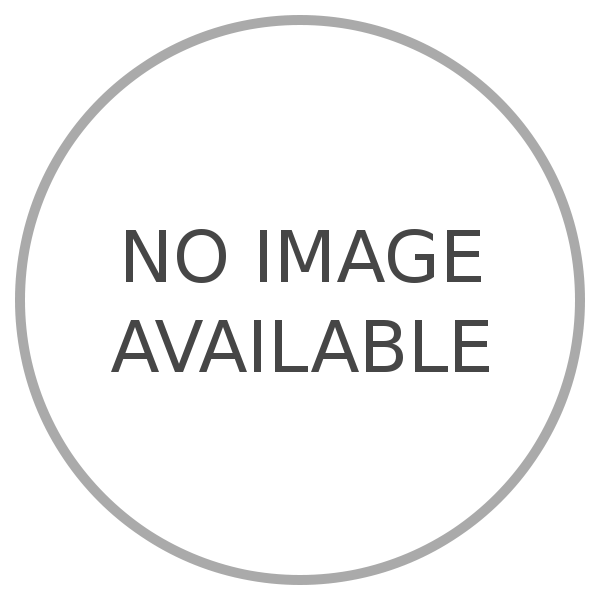 Australian vest met blauwe bies | wit - zwart