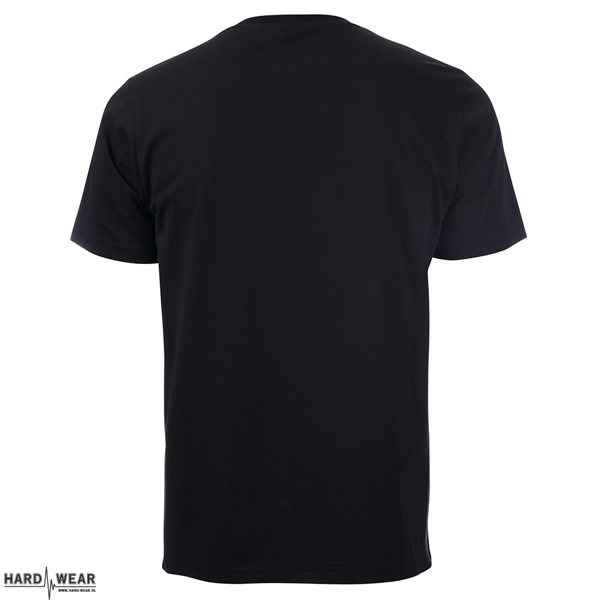 Frenchcore T-shirt Toxic War zwart
