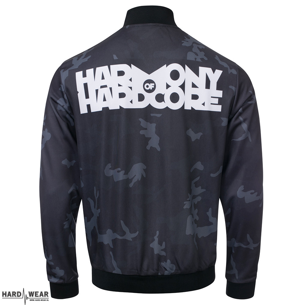 Harmony of Hardcore Training Jacket Camou