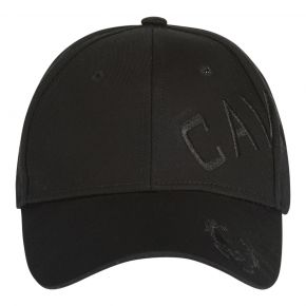 Cavello pet crossover borduring logo zwart | zwart
