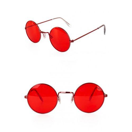 Hard-Wear gabber bril | rood