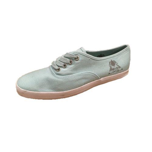 Cavello canvas dames sneaker mint groen