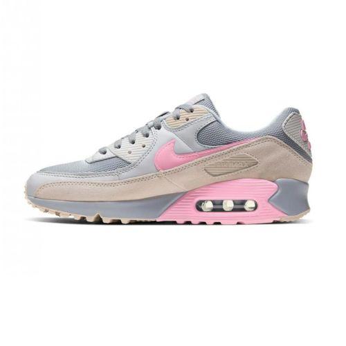 Nike Air Max 90   Vast Grey Pink-Wolf Grey-String