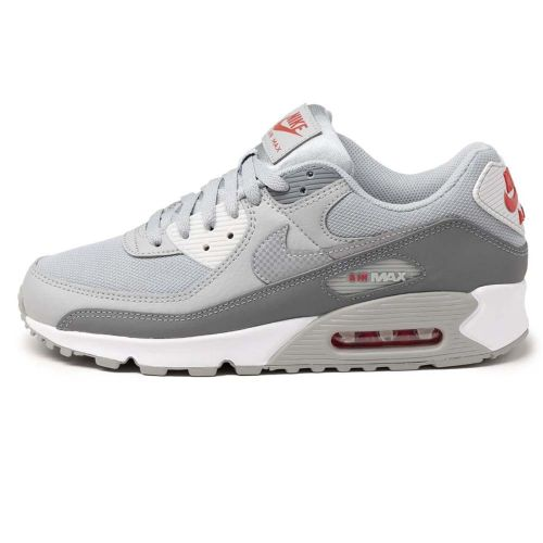 Nike Air Max 90   Light Smoke Grey―Reflective Silver―Smoke Grey