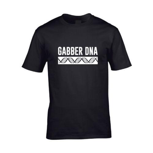 Hard-Wear T-shirt DNA | zwart